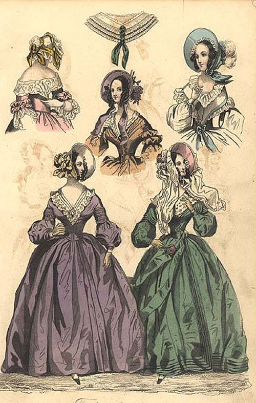 victorian clothing. clothing in the Victorian